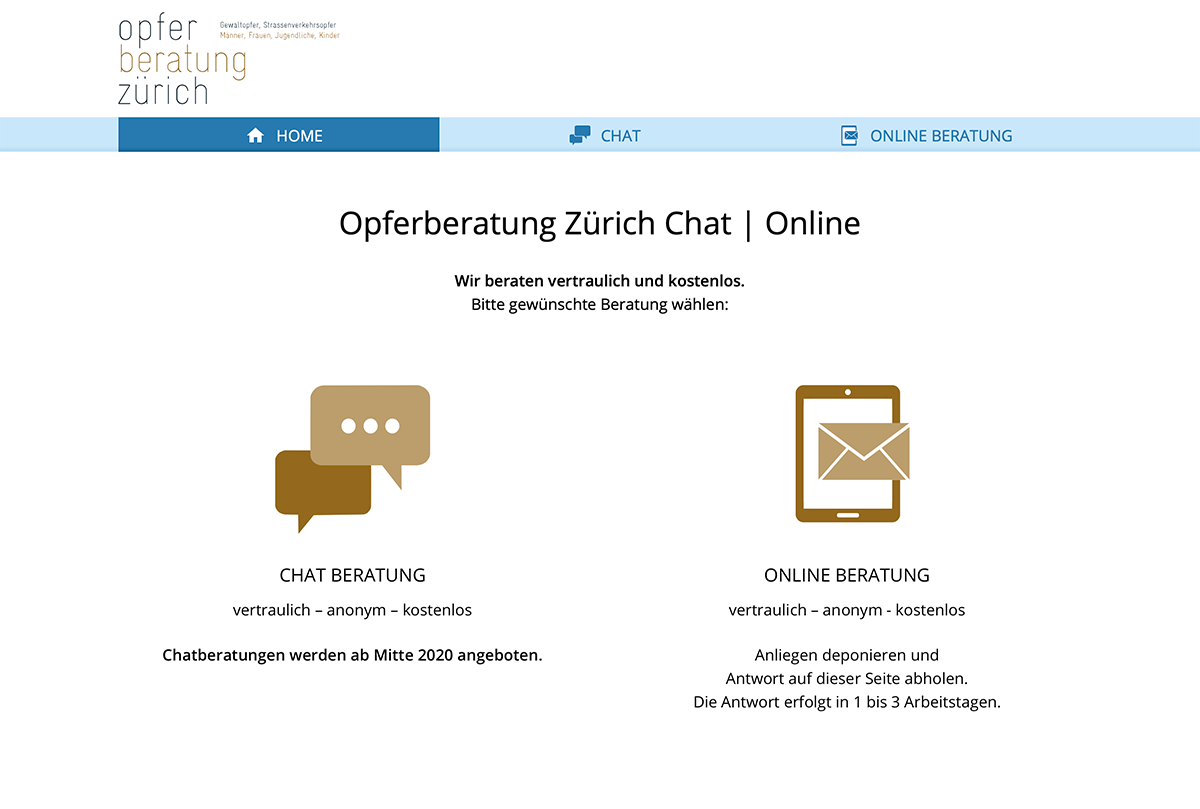Online Hilfe Chat